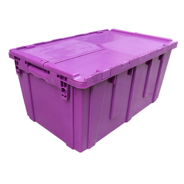 plastic containers totes with lids