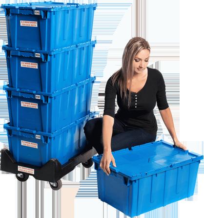 Wholesale Heavy Duty Plastic Storage Totes Plastic